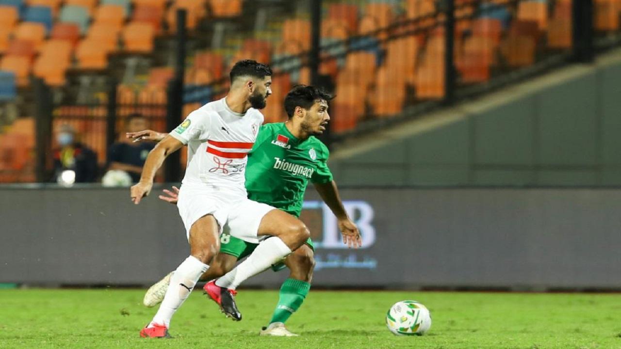 الزمالك يخطف بطاقة التأهل لنهائي دوري أبطال أفريقيا