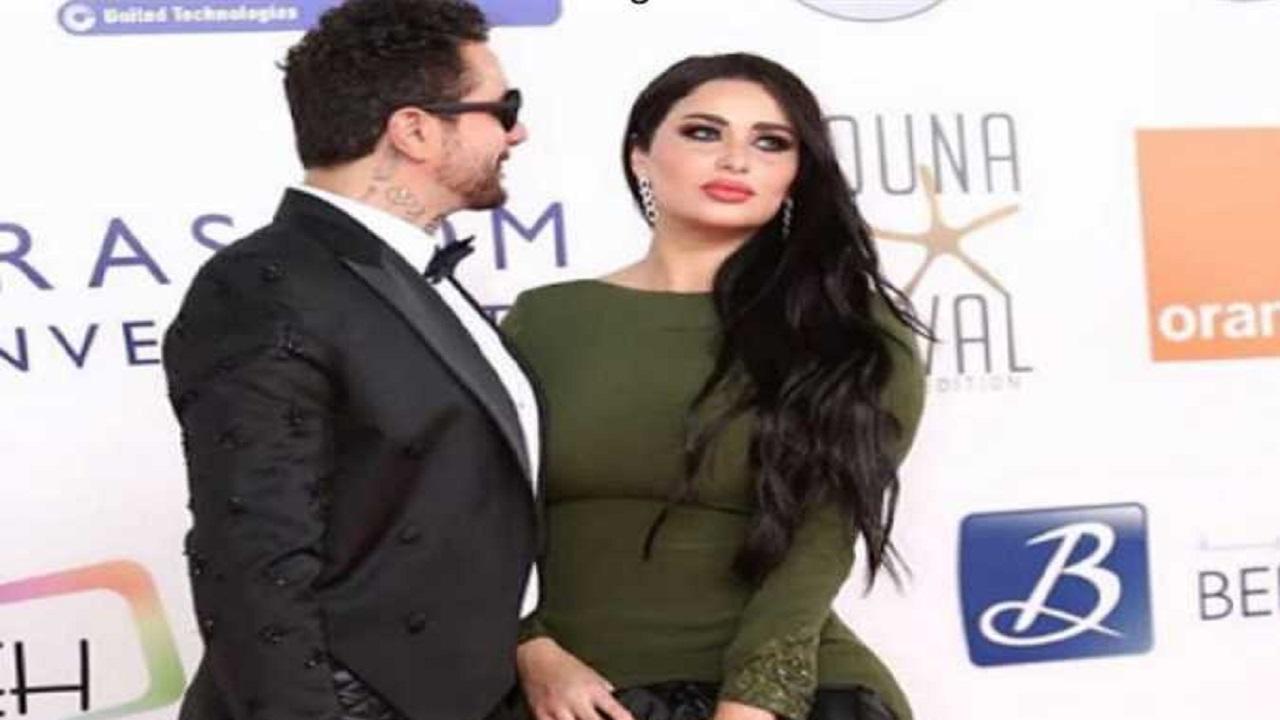 حقيقة مشاجرة أحمد الفيشاوي مع زوجته