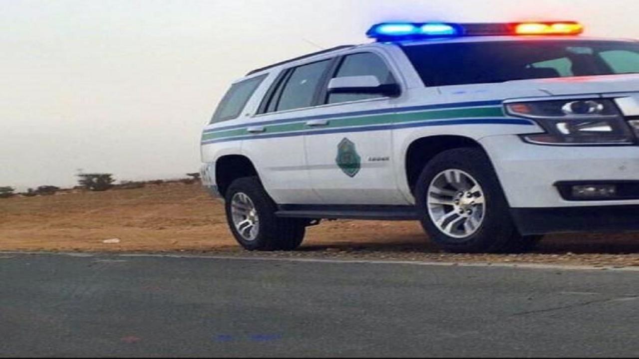 ضبط قائد شاحنة محملة بالحطب في المدينة المنورة