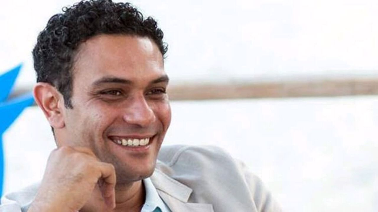 آسر ياسين يودع العزل الصحي