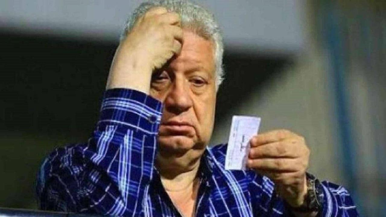 """مرتضى منصور عن هزيمة الزمالك: """" خسرنا اللقب بخطة ممنهجة """""""