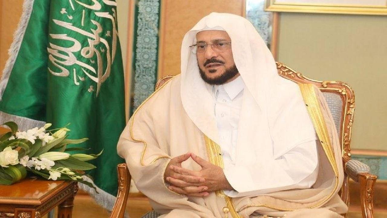 """وزير الشؤون الإسلامية: سيتم إحالة الموظفين المتقاعسين إلى """"مكافحة الفساد"""""""