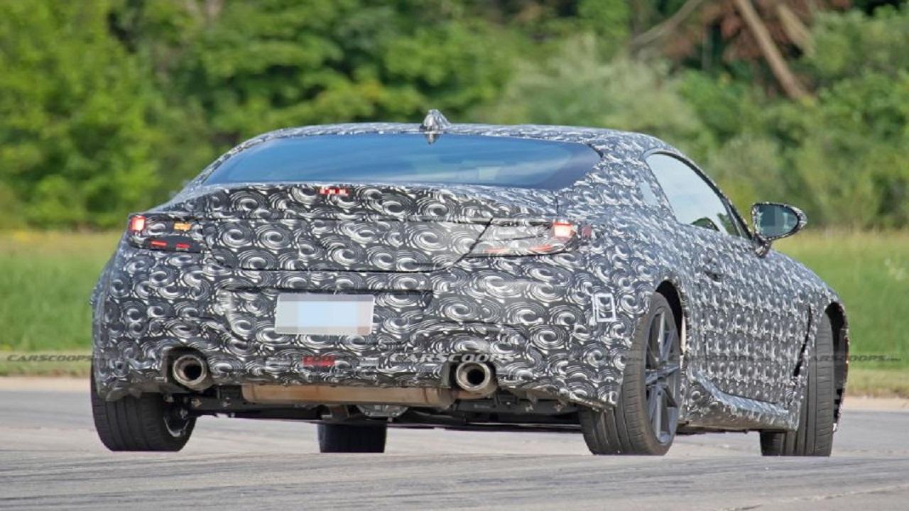 سوبارو تكشف عن سيارتها BRZ 2022 الجديدة