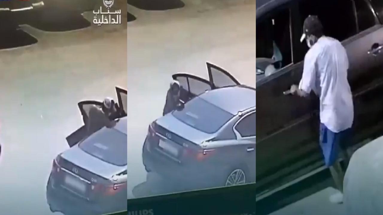 بالفيديو.. القبض على 3 سارقين بالرياض