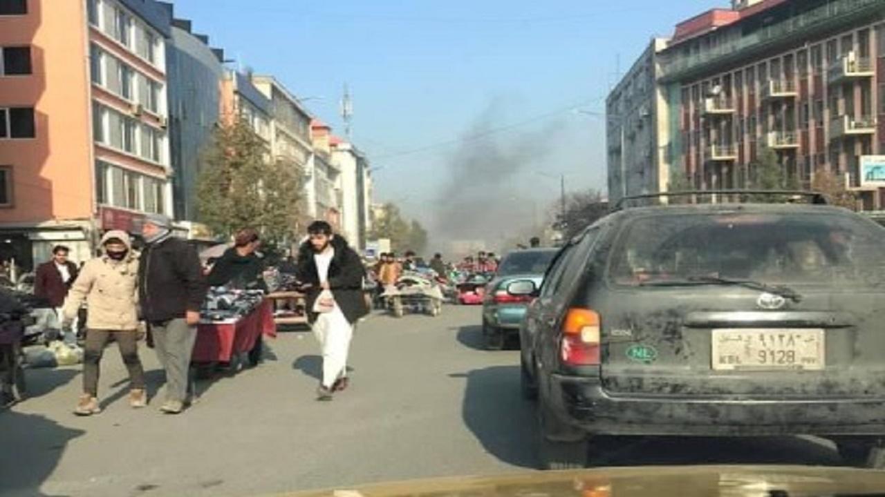 """صواريخ تستهدف العاصمة الأفغانية """" كابل """""""
