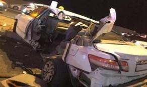 وفاة وإصابة 6 أشخاص في حادث تصادم بمكة