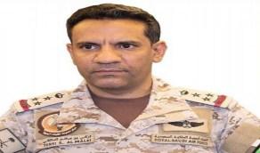 التحالف: تورط ميليشيا الحوثي في الاعتداء على محطة توزيع الوقود في جدة