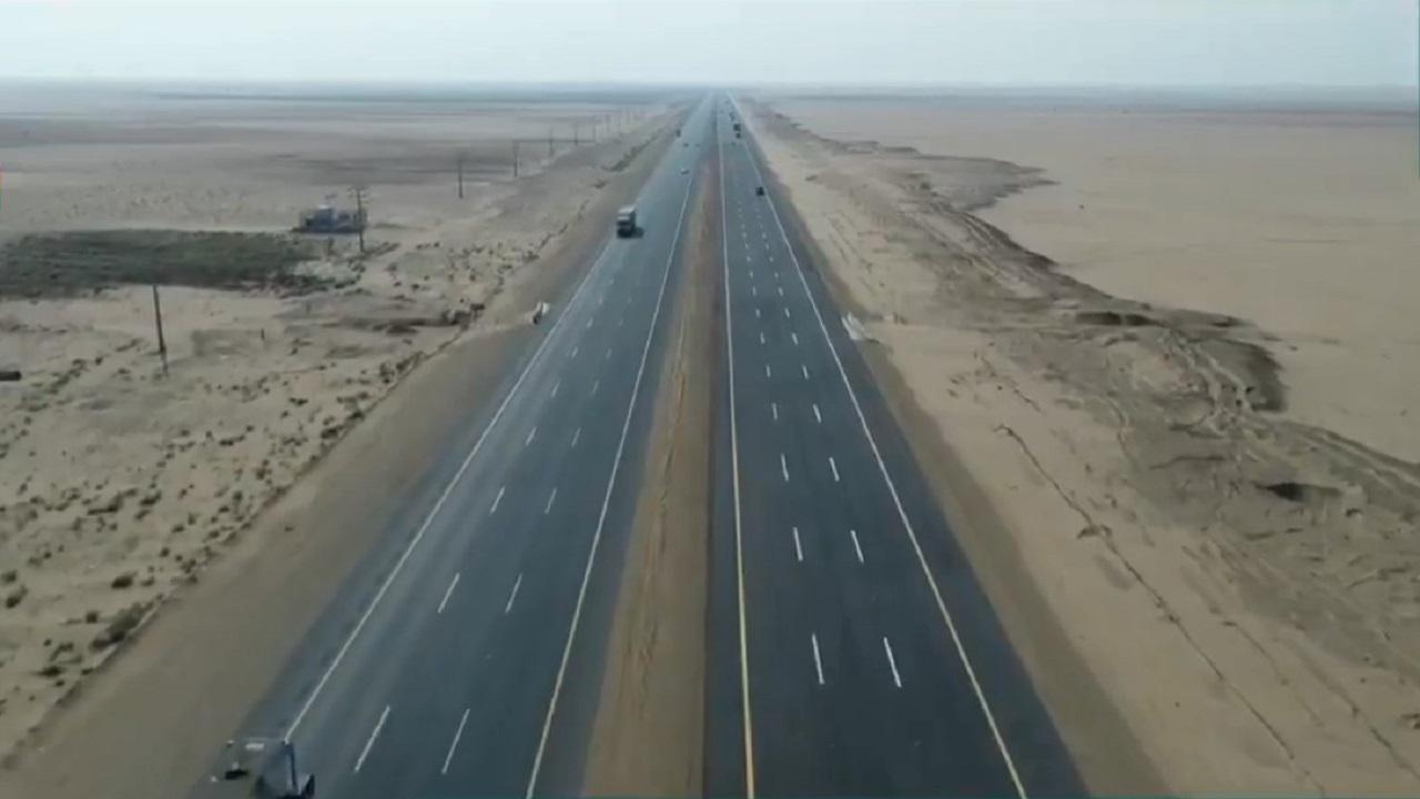 """""""النقل"""" توضح بالأرقام ما تم إنجازه من مشروعات الطرق الجديدة بمكة (فيديو)"""