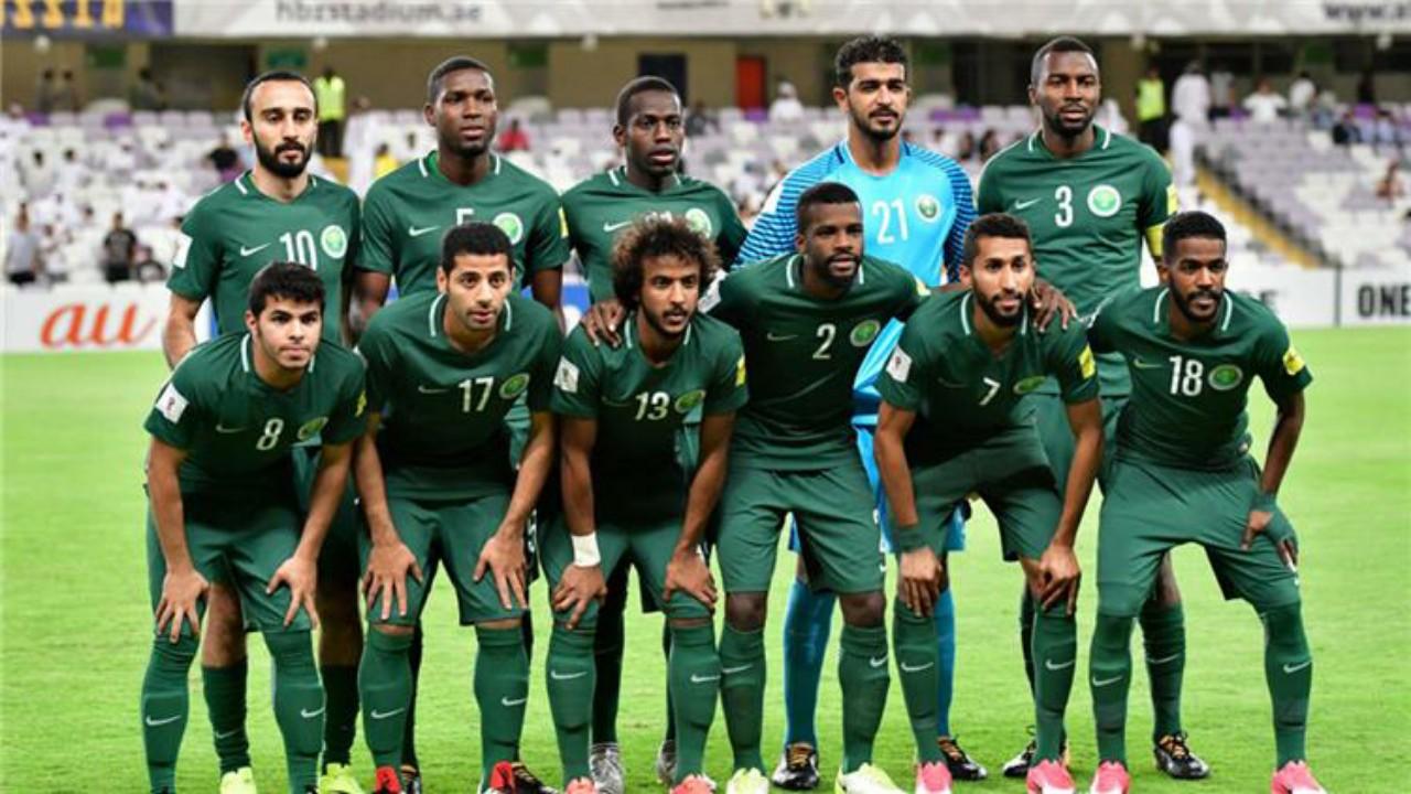 موعد مباريات الأخضر ضد سنغافورة وفلسطين