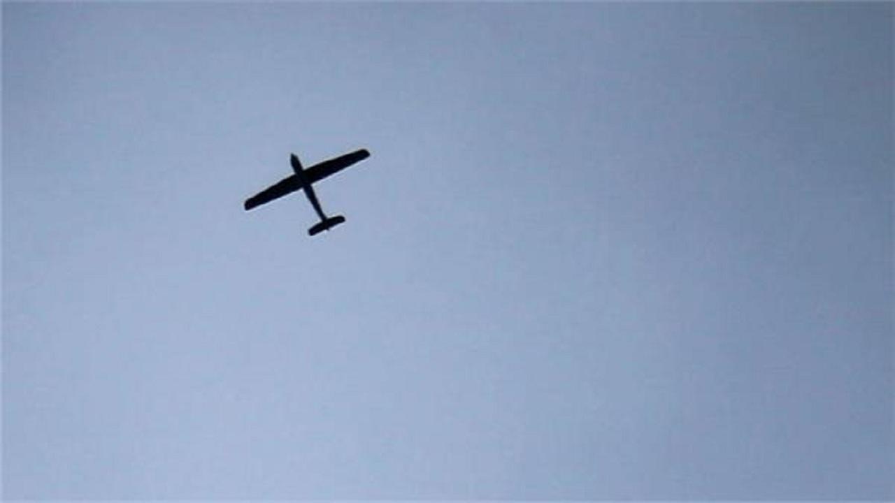 """""""التحالف"""" يعترض طائرة مفخخة حوثية أُطلقت باتجاه المملكة"""