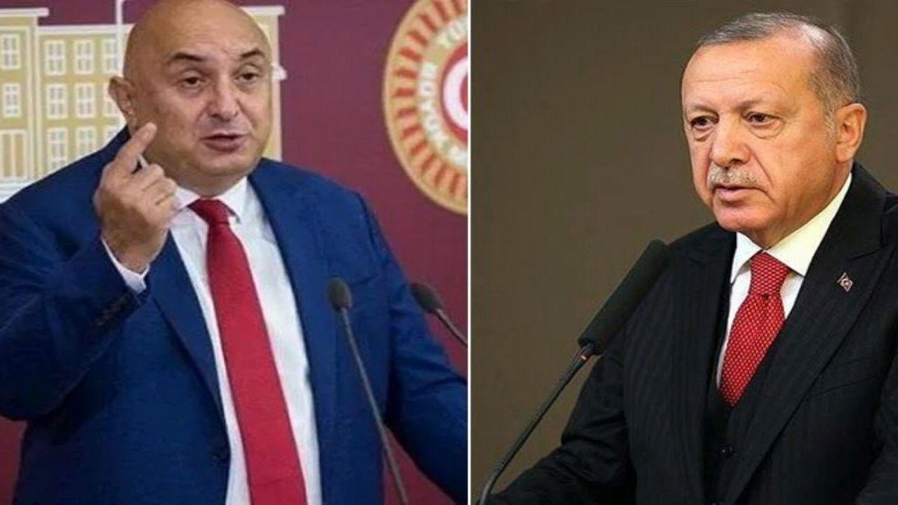 """نائب تركي يفضح أردوغان: """"إدارتك نهبت البلد"""""""
