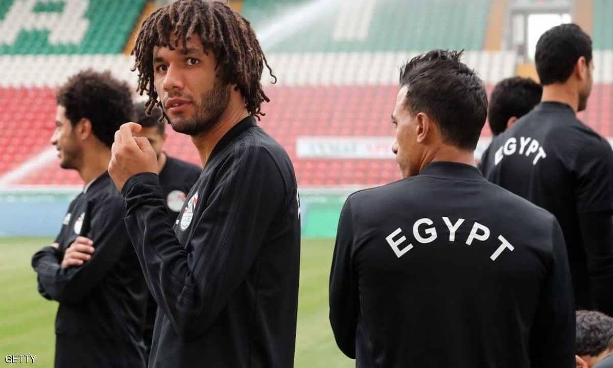 تأكد إصابة محمد النني بفيروس كورونا بعد «صلاح»