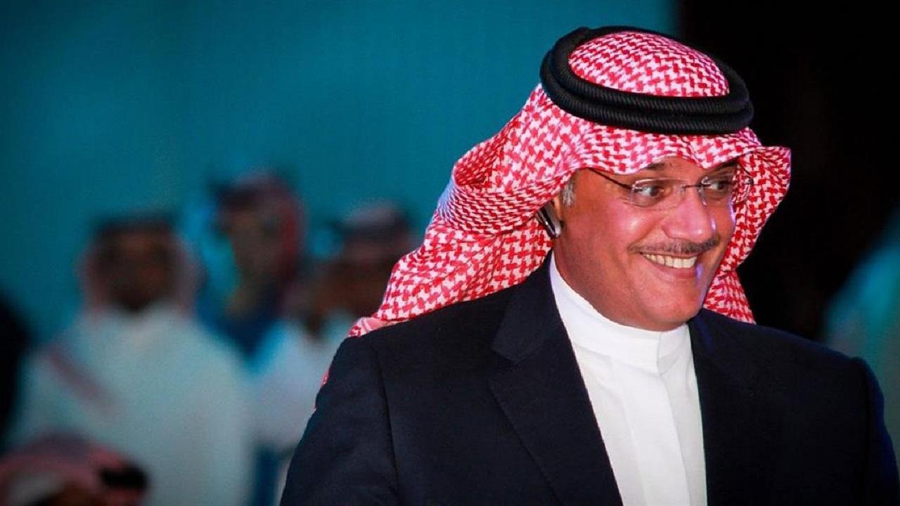 """الأمير الوليد بن بدر: """"مرسول بارك لا يلغي اسم النصر"""""""