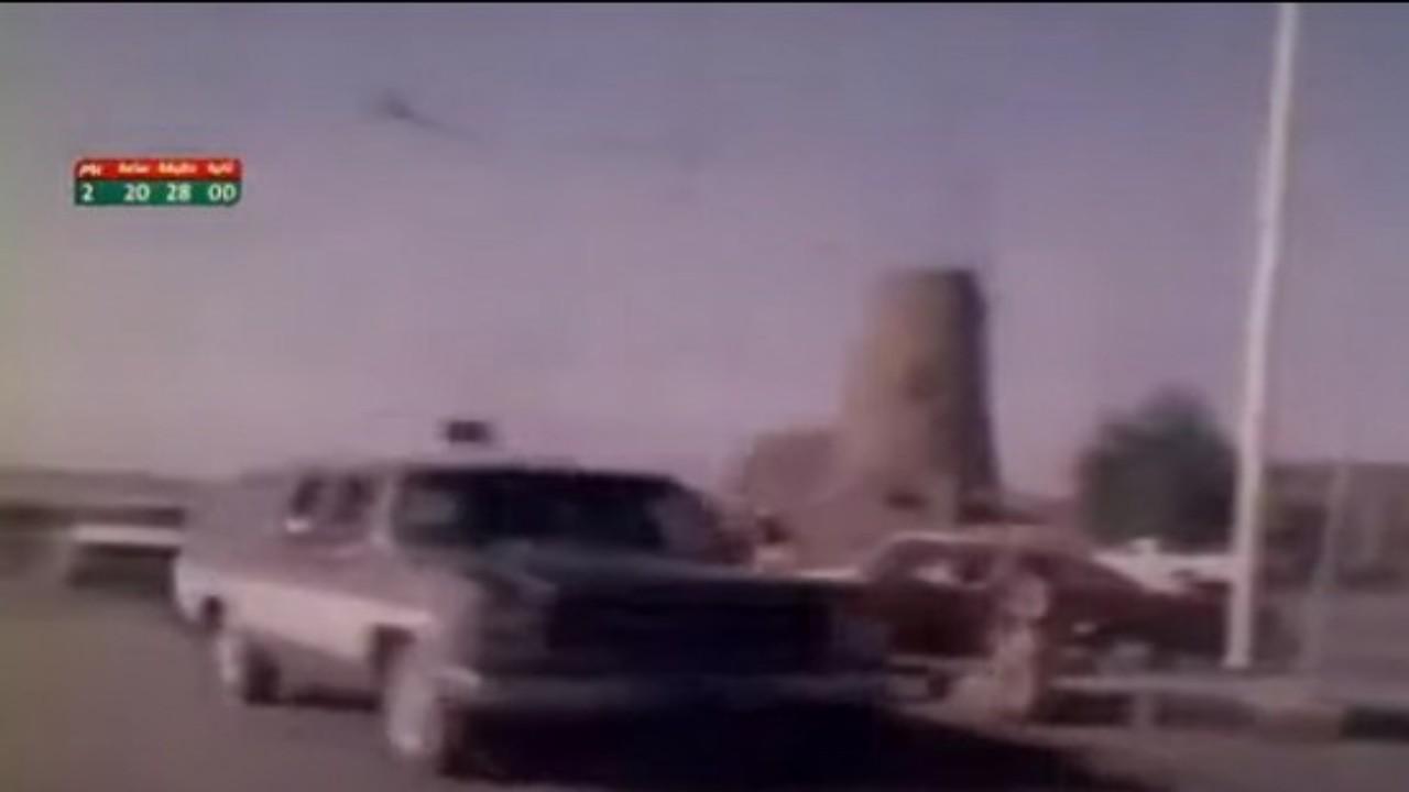 """مقطع نادر يوثق معالم مدينة الجوف قبل 30 عامًا""""فيديو"""""""