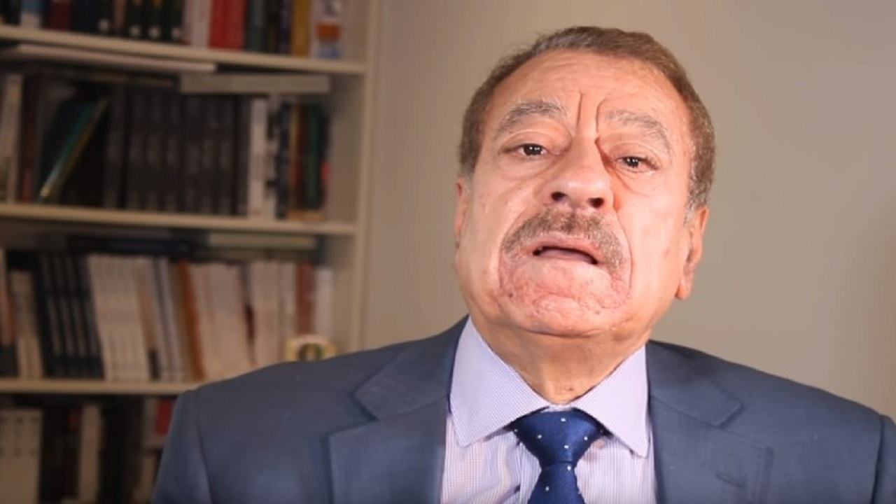 """المرتزق عبدالباري عطوان يعترف بفضل المملكة عليه بعد أن كان """"عامل نظافة"""""""