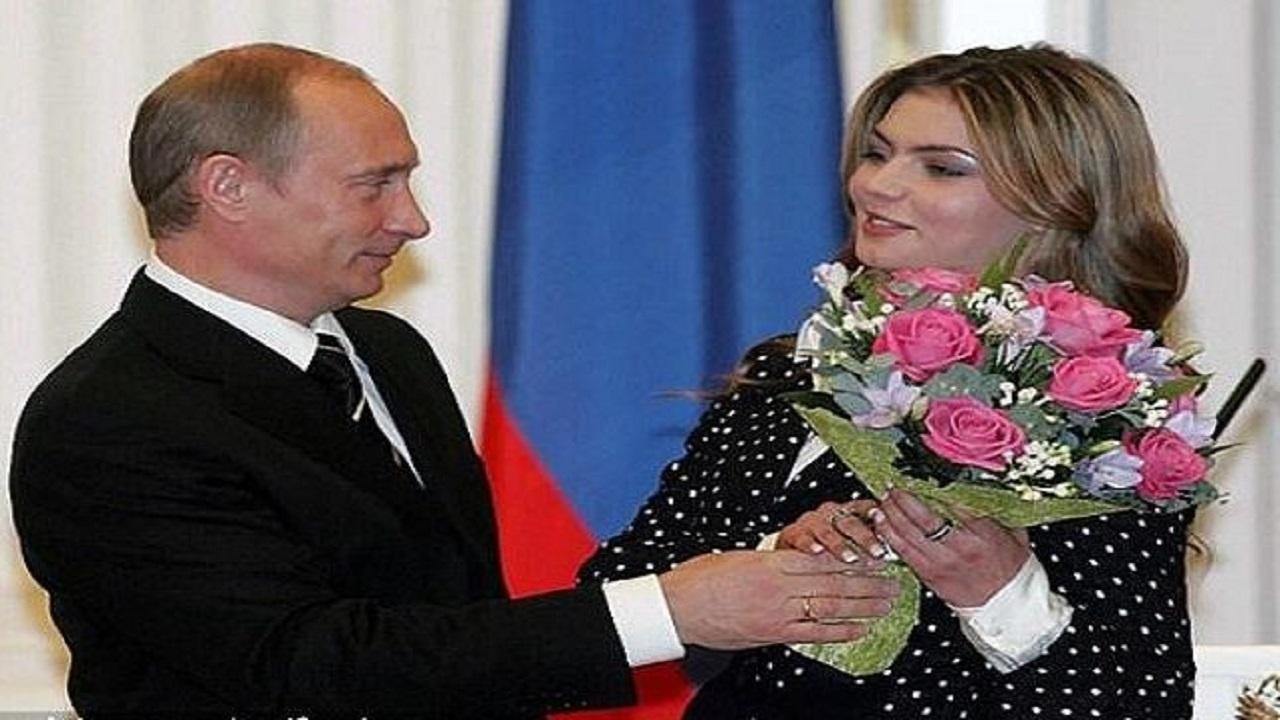راتب خيالي لعشيقة الرئيس الروسي