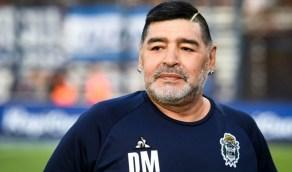 تغيير مسمى الدوري الأرجنتيني 2020 إلى كأس مارادونا