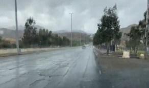 تنبيه بهطول أمطار على أجزاء متفرقة في الرياض
