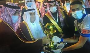 """الهلال يُحطم آمال النصر ويتوج بطلًا لكأس الملك""""فيديو"""""""