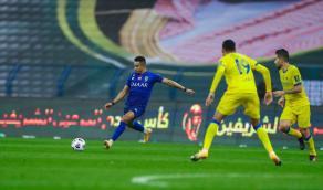 جستنيه يطقطق على النصر: الأصفراني يتغيب مجددا عن كأس الملك لأكثر من 30 عام