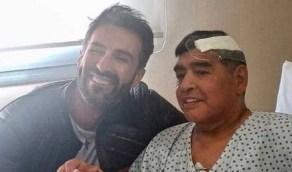 القضاء الأرجنتيني يأمر بتفتيش منزل وعيادة طبيب مارادونا