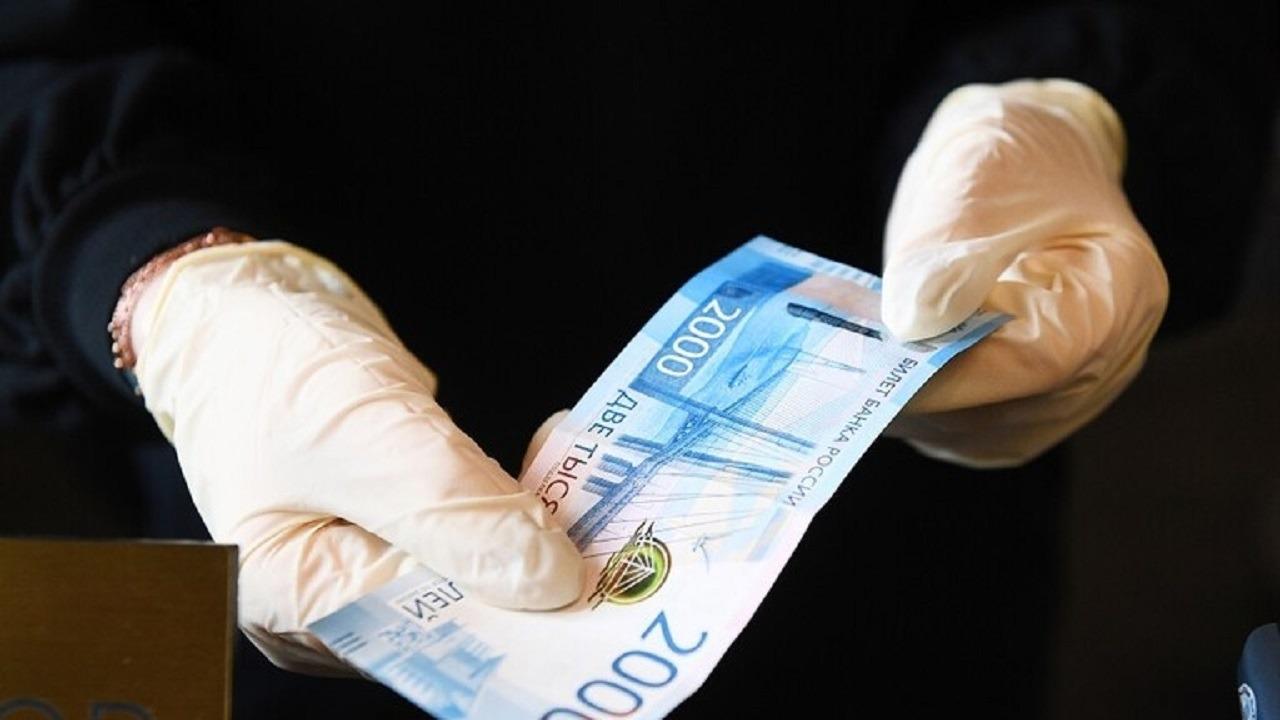 طريقة بسيطة تمكنك من تطهير العملات الورقية من كورونا