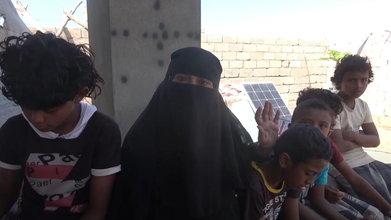 بالفيديو.. أم يمنية: فقدت زوجي واثنين من أبنائي على يد الحوثيين