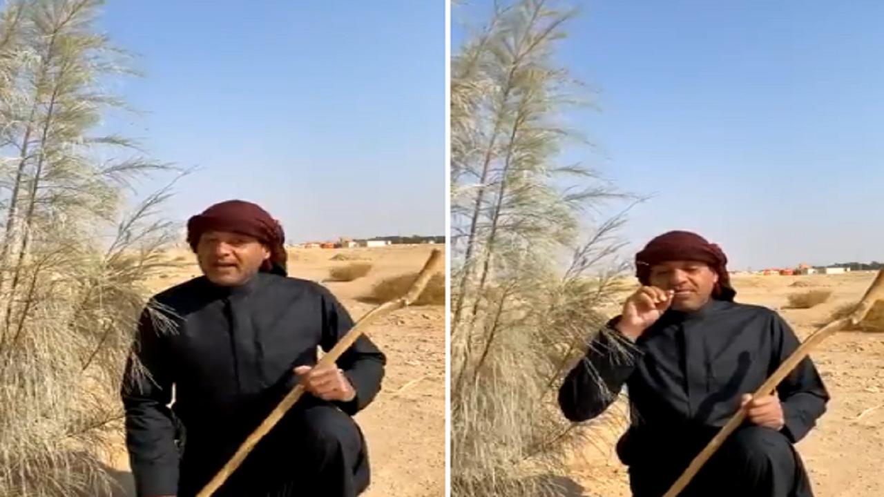 بالفيديو.. الزعاق يوضح طريقة معرفة المواسم عن طريق السلوك الزراعي