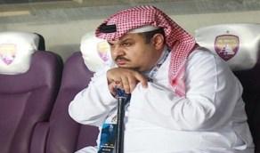 عبد الرحمن بن مساعد ينعي وفاة امرأة ويوضح علاقته بها