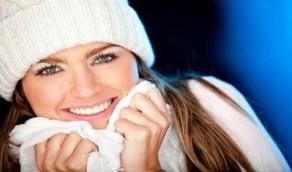 طرق طبيعية بسيطة لعلاج مشاكل البشرة في الشتاء