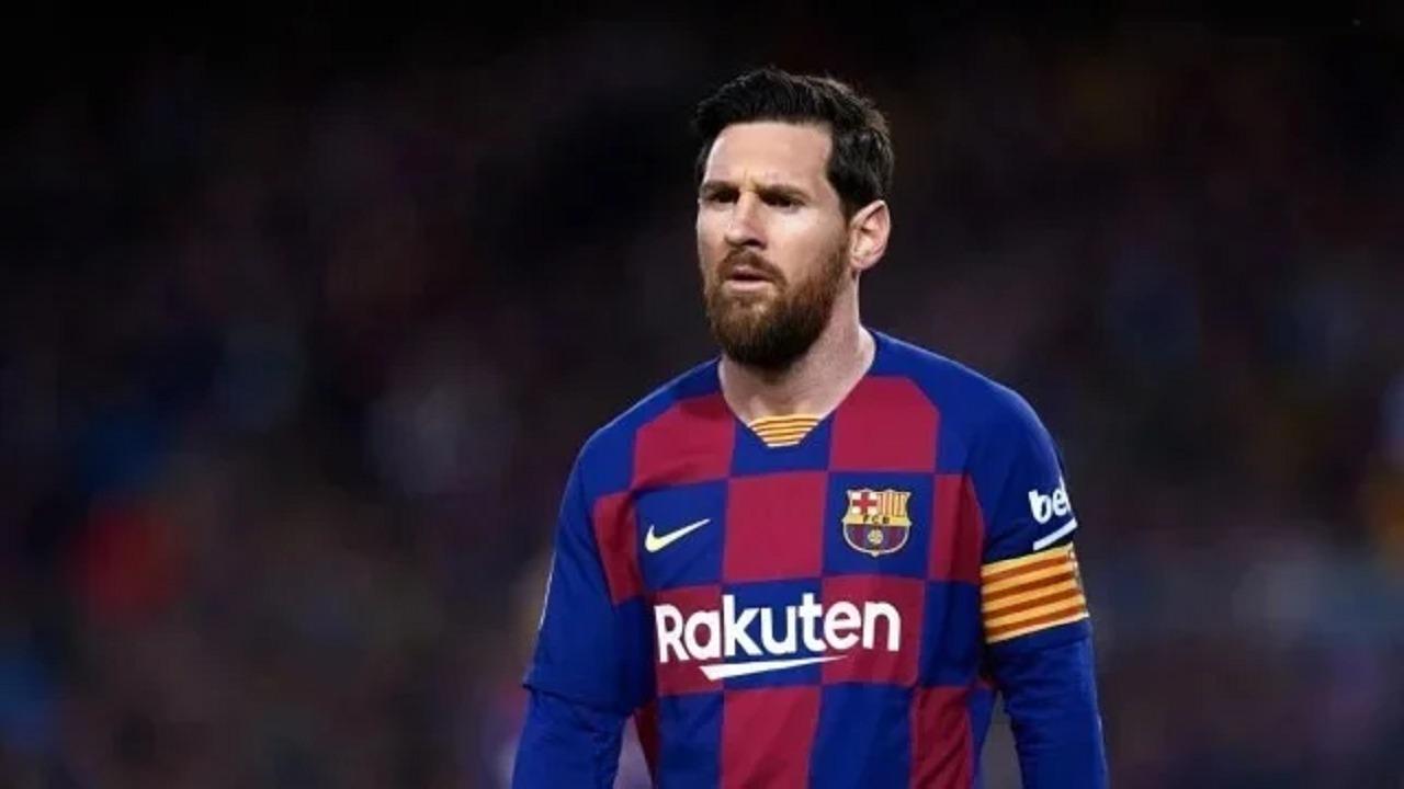 """خلاف كبير بين """" ميسي """" والرئيس المؤقت لبرشلونة"""