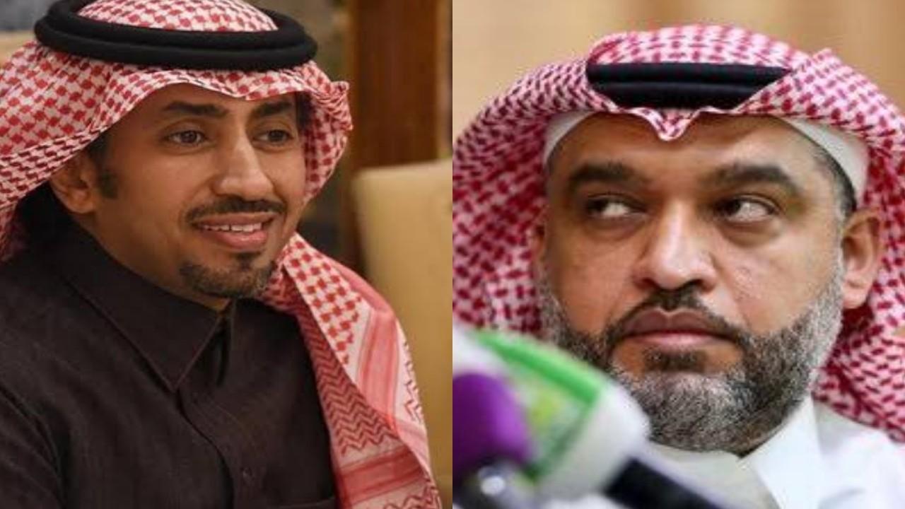 قبول استقالة ناصر الجميد وتعيين الدخيّل رئيسًا تنفيذيًا للنصر