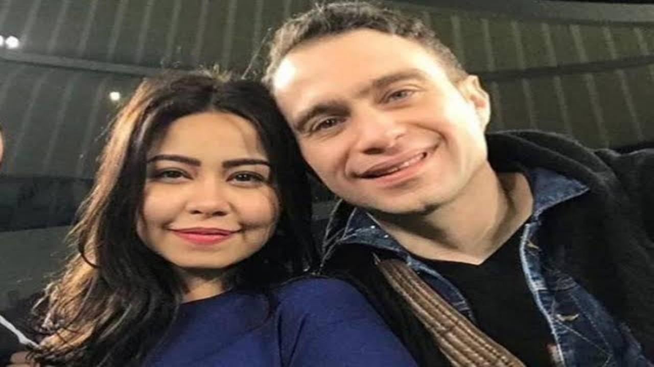شيرين عبدالوهاب تكشف حقيقة انفصالها عن حسام حبيب
