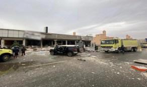 وفاة شخص إثر تسرب غاز في مطعم بحي المونسية