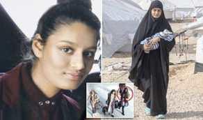 محكمة بريطانية تنظر في محاولة عودة «عروس داعش» ومحامٍ: عودتها «إهانة للعدالة» (صور)
