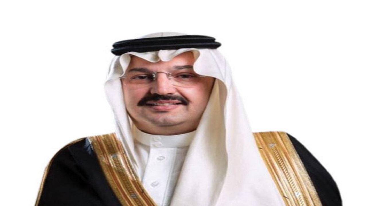 الأمير تركي بن طلال يقف ميدانيًا على فرضية إخماد الحرائق بطائرات الإطفاء الايطالية