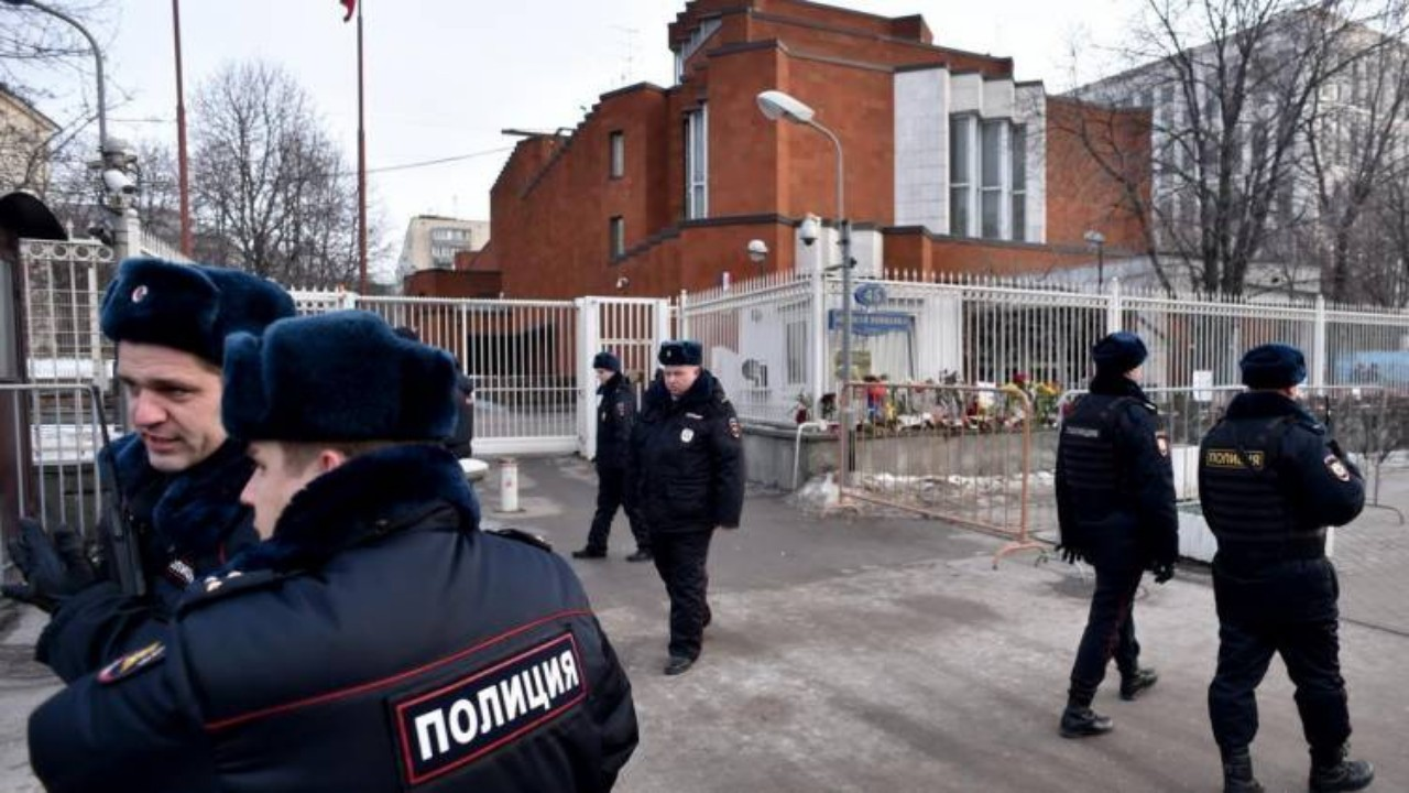 إحباط هجمات إرهابية في موسكو