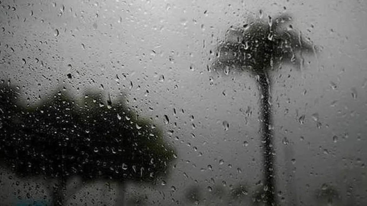 أمطار غزيرة على 6 مناطق تستمر حتى المساء