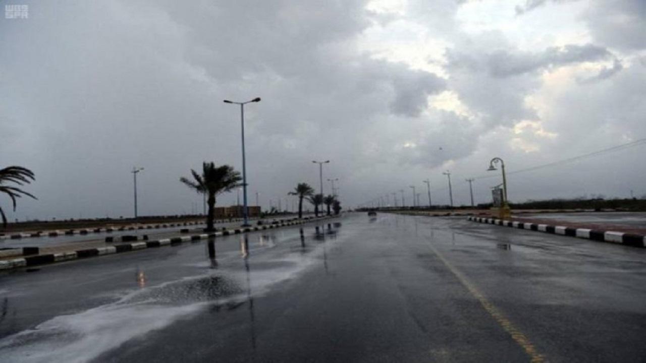 """""""الدفاع المدني"""" يحذر من هطول أمطار رعدية على مناطق المملكة"""