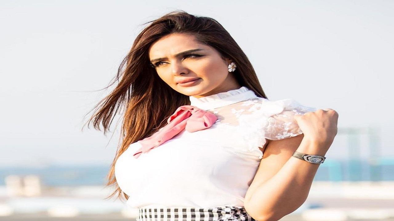 بالفيديو.. ريم النجم تفاجئ راغب علامة: لما شفتك ارتفعت حرارة جسمي
