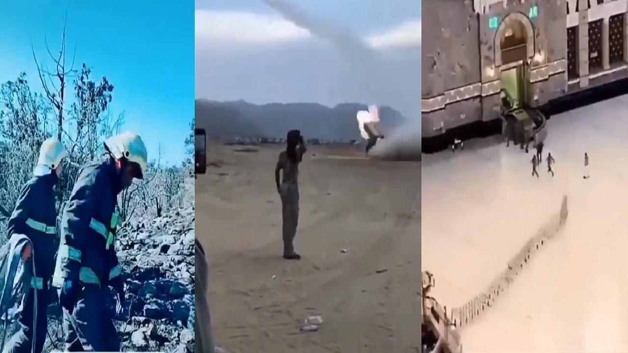 """""""شجاعة الرجل السعودي"""" ترند يستعرض بطولات الجنود في الميدان"""