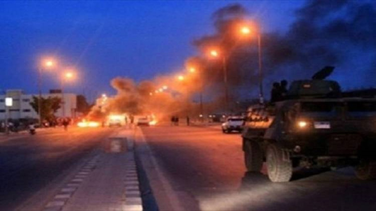 الخارجية الأمريكية: 6 انفجارات فى عاصمة إريتريا