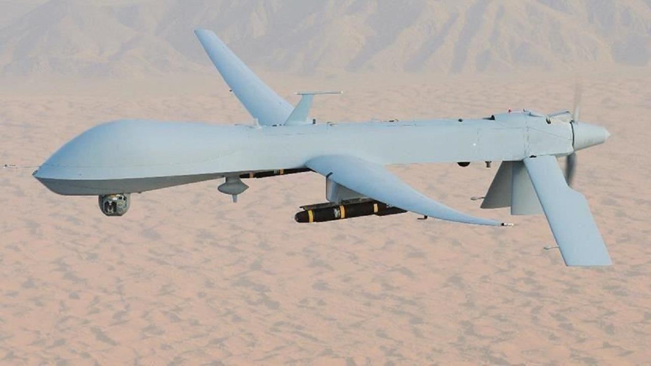التحالف يعترض طائرة مفخخة أطلقها الحوثيون باتجاه المملكة