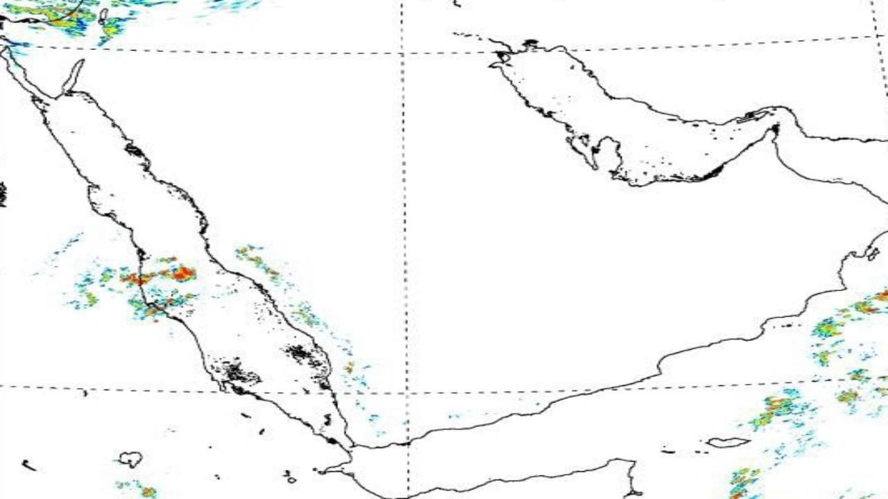 بالصور.. «هيئة الأرصاد» تتوقع هطول الأمطار على الأجزاء الساحلية لـ3 مناطق