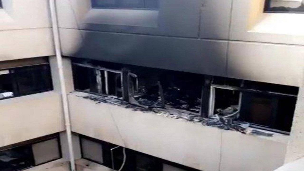 """حريق يلتهم """"ملفات مهمة"""" في وزارة الصحة الكويتية"""