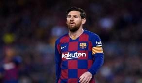 """""""ميسى"""" يحدد مصيره مع برشلونة بقرار مفاجئ"""