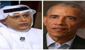 الفراج يفضح أوباما: دخل البيت الأبيض بمليون دولار وخرج بـ 60