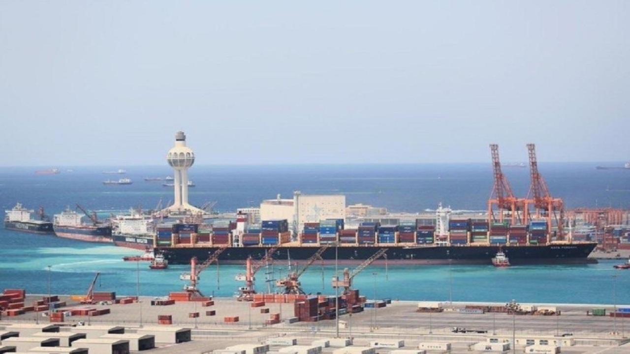 استئناف الحركة الملاحية بميناء جدة الإسلامي