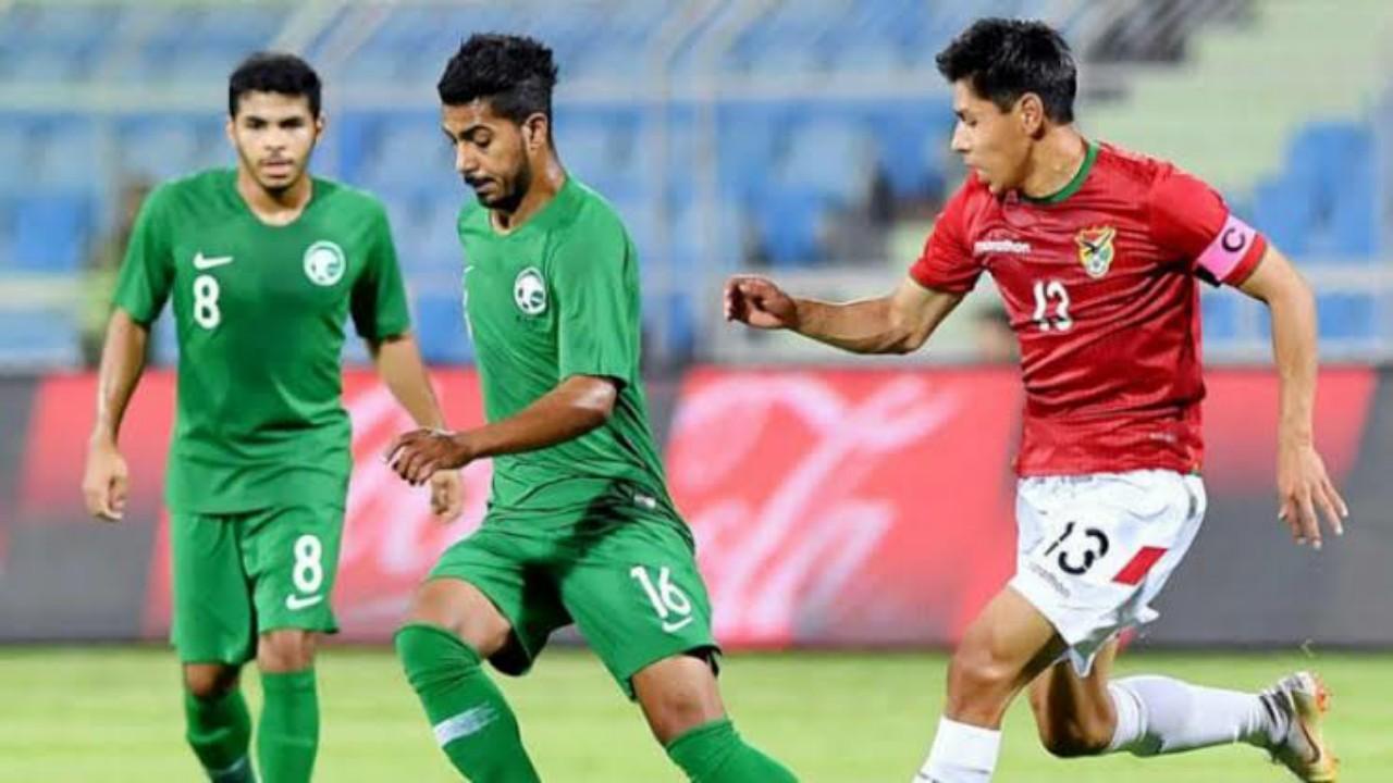 المنتخب السعودي يحتل المركز السادس عربياً