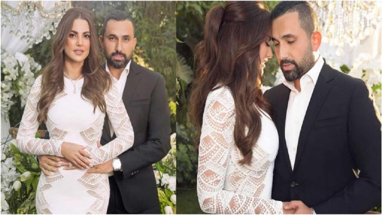 بعد حفل زفافها.. درة تتعرض لانتقادات حادة بسبب امرأة